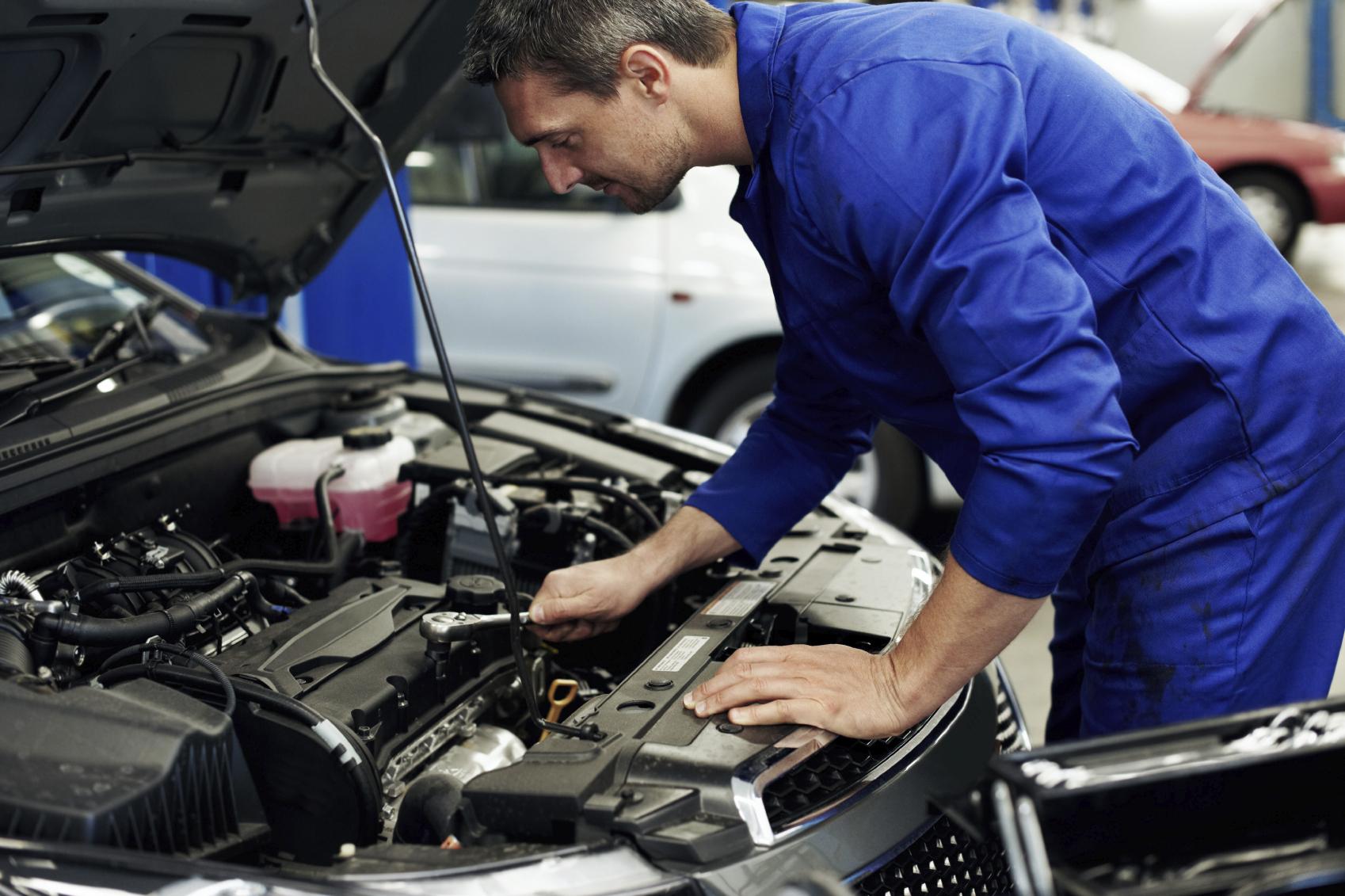 Mechanic-iStock